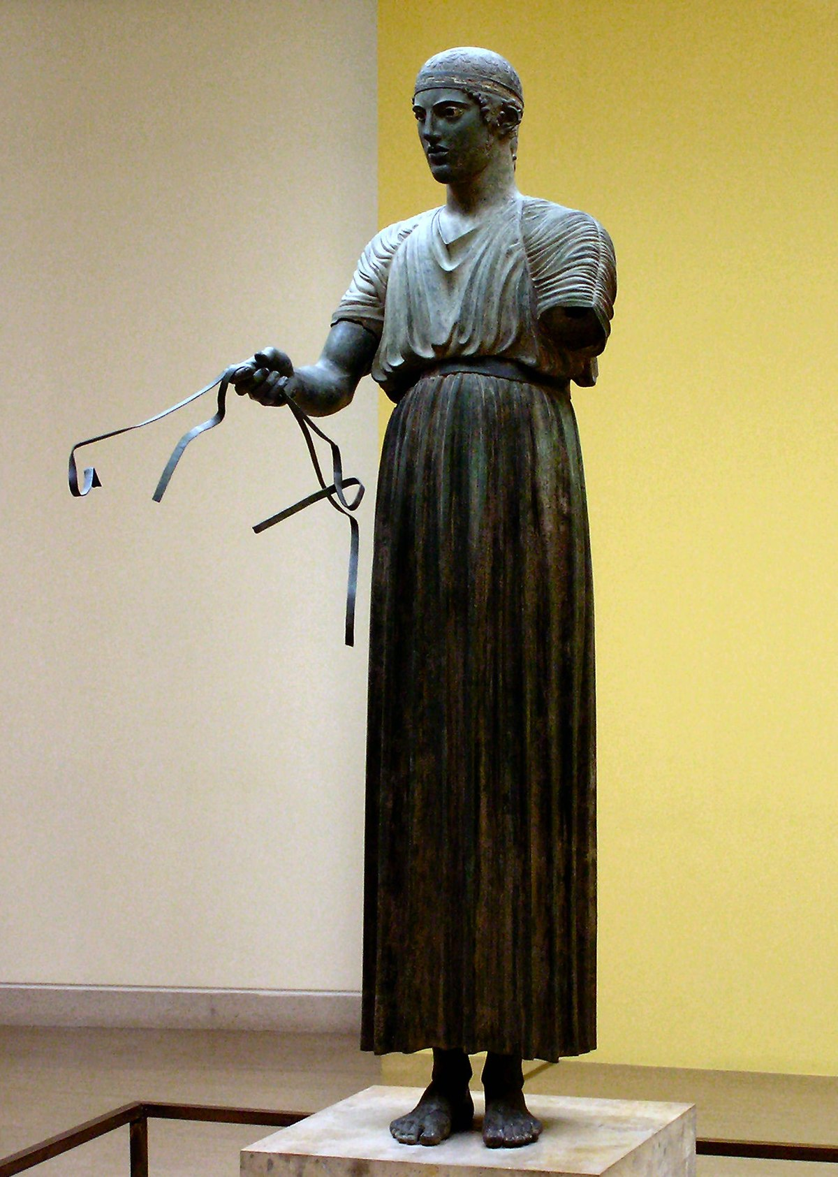 5 фактов о древнегреческой скульптуре