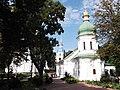 Vydubychi (St. Michael's) Monastery - panoramio.jpg