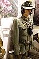 WW2 Norway. German Navy Coastal Artillery (Kriegsmarine Marine-Küstenartillerie) uniform 1944. Headset with microphone for field telephone (Siemens Apparate und Maschinenbau), etc Lofoten krigsminnemuseum Norway 2019-05-08 DSC0383.jpg