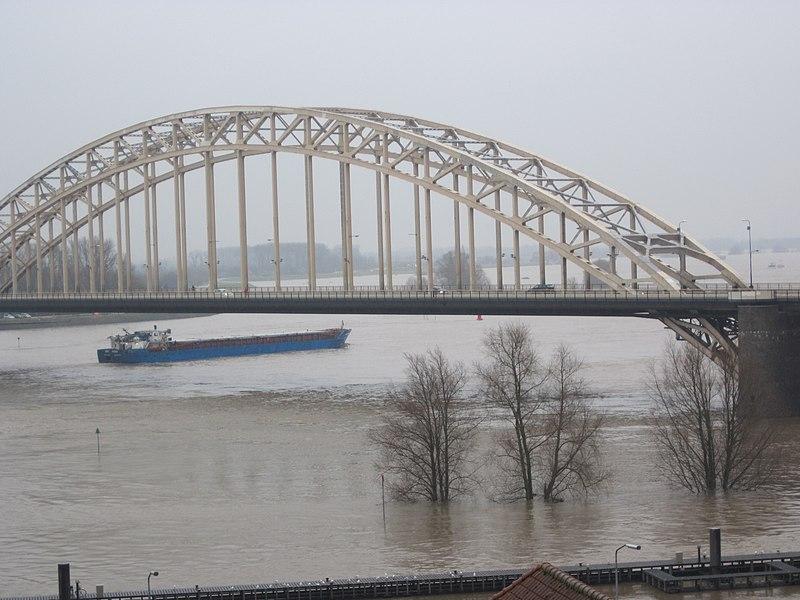Waalbrug In Nijmegen Monument Rijksmonumenten Nl