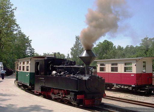 Waldeisenbahn Muskau - Lok 99 3317