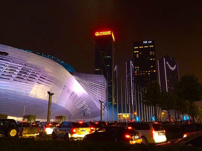 Wanda Center, Dalian.JPG