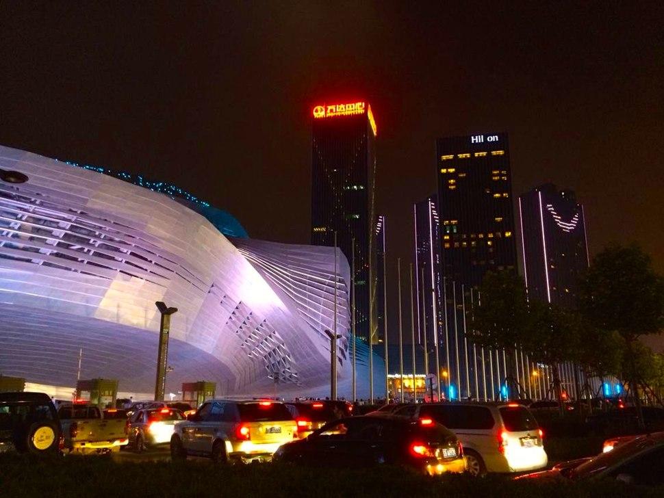 Wanda Center, Dalian