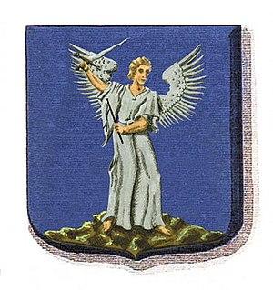Engelen - Image: Wapen van Engelen