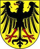 Das Wappen von Lübben (Spreewald)