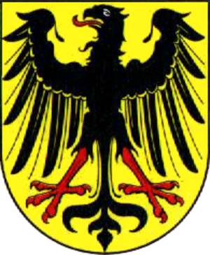 Lübben (Spreewald) - Image: Wappen Lübben