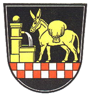 Maulbronn - Image: Wappen Maulbronn