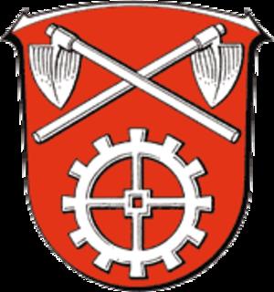 Niestetal - Image: Wappen Niestetal