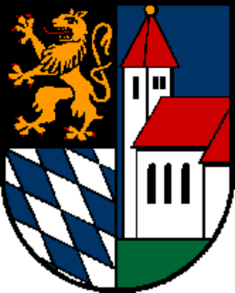 Mauerkirchen - Image: Wappen at mauerkirchen