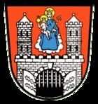 Das Wappen von Münnerstadt