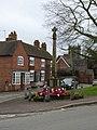 War Memorial, Abbots Bromley.jpg