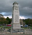 War Memorial, Crook Market Place - geograph.org.uk - 1094345.jpg