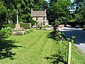 War Memorial at Ampney Crucis - geograph.org.uk - 22371.jpg
