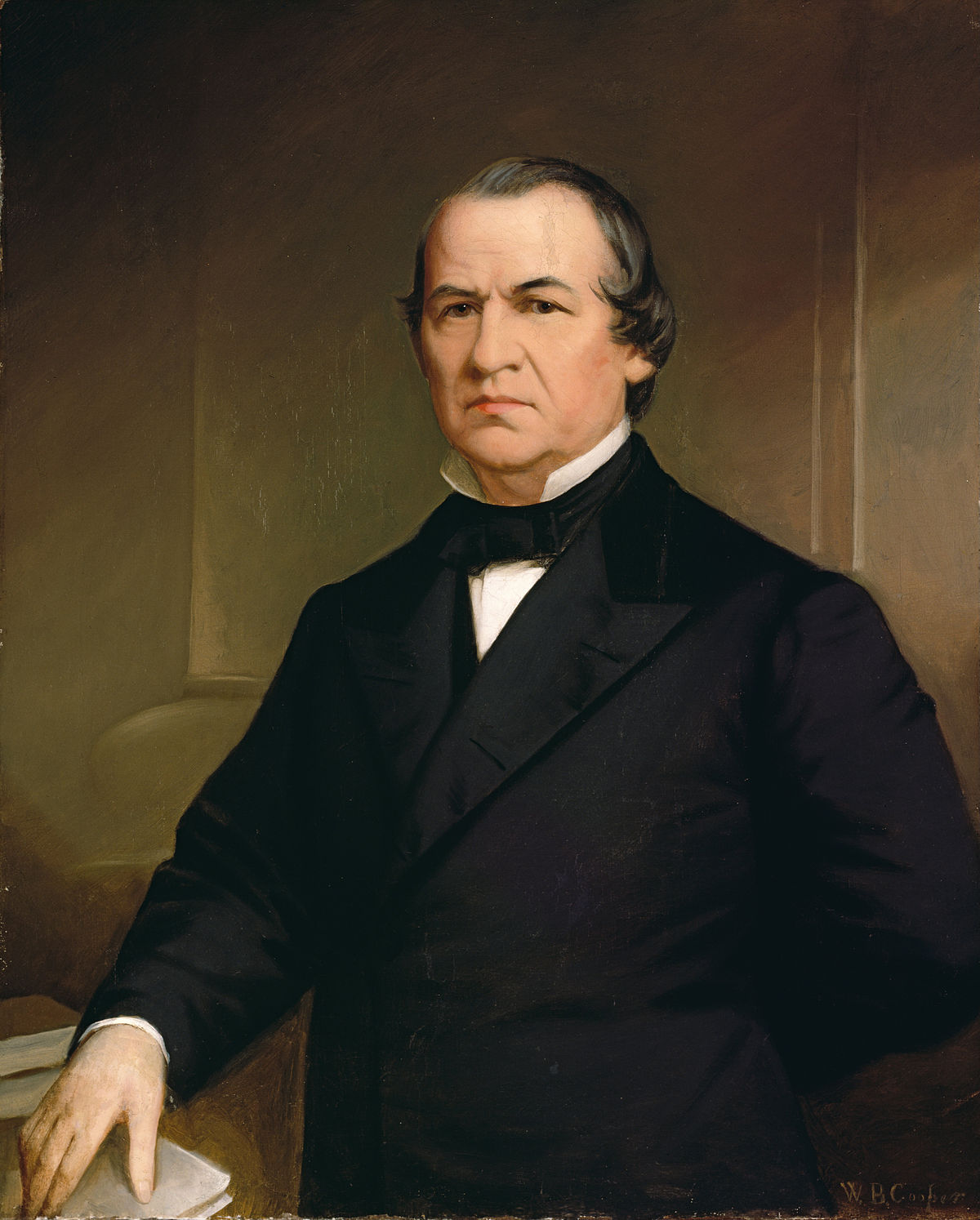 Andrew Johnson Wikipedia