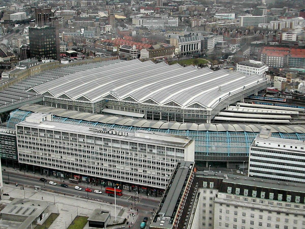 Stazione Di Londra Waterloo Wikipedia