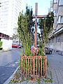 Wayside Cross at Dworkowa Street in Warsaw - 01.jpg