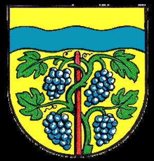 Grossheppach - Image: Weinstadt grossheppach wappen