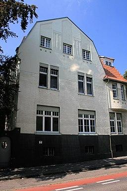 Wellenstraße in Siegburg