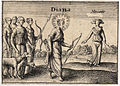 Wenceslas Hollar - The Greek gods. Diana.jpg