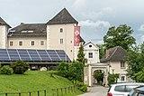 Wernberg Klosterweg 2 ehem. Schloss Ost-Teilansicht 14062018 5852.jpg