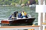 Werzer-Bad-Eroeffnung Otto Retzer im Motorboot 01052013 446.jpg