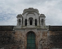 West Entrance of the Vizianagaram fort in Andhra Pradesh.jpg