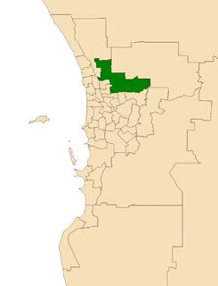 Electoral district of West Swan