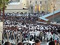 Western Wall Birkat Hachama 8 April 2009-2.jpg