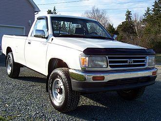 Toyota T100 - 1993 Toyota T100 4X4 SR5