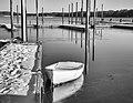 White Docks White Boat (16102263068).jpg