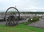 File:Whitehaven, a big wheel - geograph.org.uk - 918886.jpg