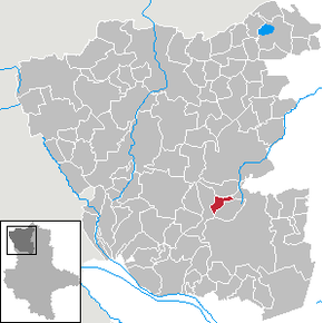 Location of Wiepke within Altmarkkreis Salzwedel