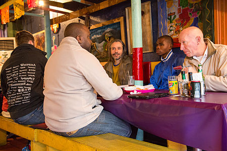 WikiMeetup, Cape Town, South Africa May 2013 -4.jpg