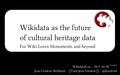 Wiki Loves Monuments and Wikidata - WikidataCon 2017.pdf