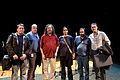 Wikimania 2009 - Richard Stallman en el teatro Alvear con asistentes (4).jpg