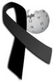 Wikipedia black ribbon.png