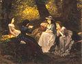 Wilhelm Amberg Vorlesung aus Goethes Werther.jpg