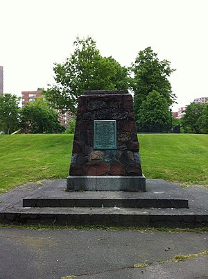 Victoria Park, Halifax, Nova Scotia - Image: William Alexander Monument Victoria Park Halifax Nova Scotia