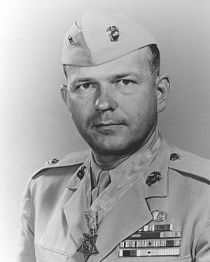 William E. Barber - Image: William Barber USMC