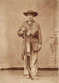 William A. A. Wallace Texas ranger
