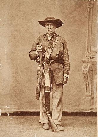 William A. A. Wallace - Wallace circa 1872