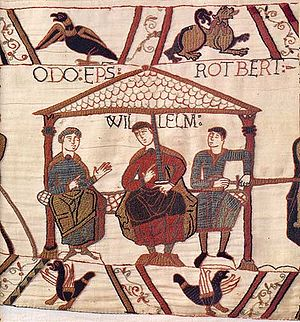 William the Conqueror, Tapestry of Bayeux