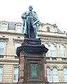 William Chambers statue, Chambers Street - geograph.org.uk - 1419943.jpg