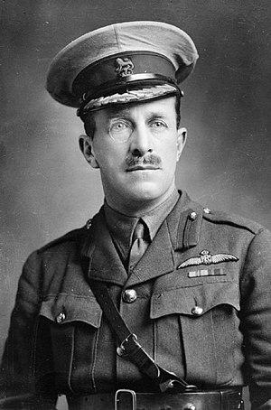 Sefton Brancker - Sefton Brancker, c.1915–18