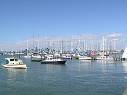 Williamstown - Hobsons Bay Yacht Club (Eastablished in 1888).jpg