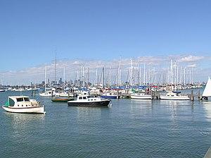 Hobsons Bay - Hobsons Bay Yacht Club