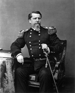 Porcupine (Cheyenne) - General Winfield Scott Hancock