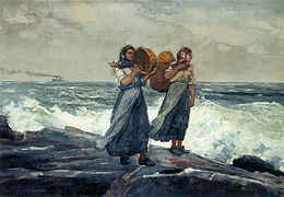 Winslow Homer - A Fresh Breeze (c.1881).jpg