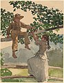 Winslow Homer - On the Fence (1878).jpg