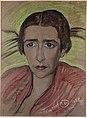 Witkacy-Portret Ireny Krzywickiej 2.jpg